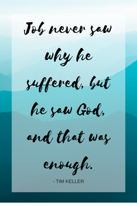 If God is Good, Why do the Innocent Suffer? One Woman's struggle to understand. Jump in the Way with Katrina D Hamel at https://katrina-d-hamel.com