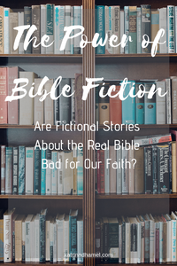 Do novels written about men and women in the Bible damage our faith? Are they trying to replace scripture in our modern world? Is Bible Fiction offensive to God? Image credit to Dakota Corbin on Unsplash