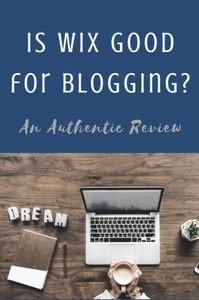 Is Wix Good for Blogging? Jump in the Way with Katrina D Hamel at https://katrina-d-hamel.com