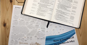 Stay Encouraged With Printable Bible Reading Trackers!