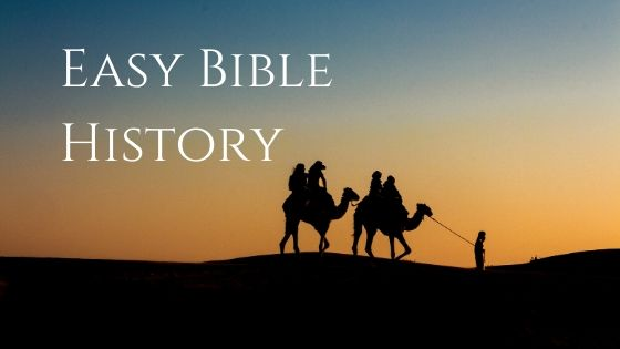 Easy Bible History Posts