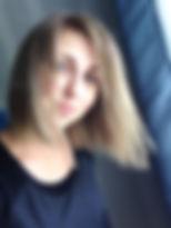 headshot of author Katrina D Hamel