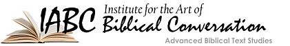 logo for Institute for the Art of Biblical Conversation