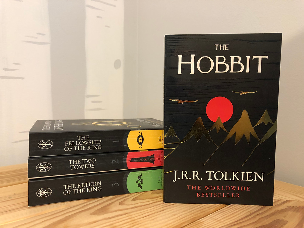 Review of the Hobbit and the Lord of the Rings for teen boys
