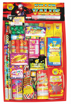 Killer Value Firework Assortment