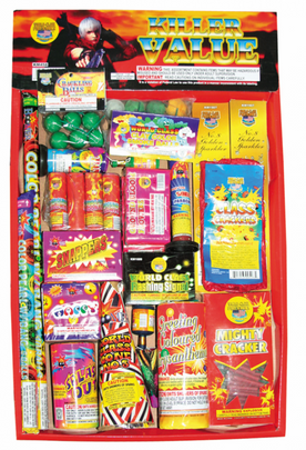 Killer Value Firework Assortment