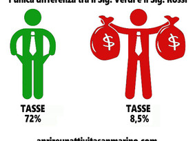 Vuoi pagare solo l'8,5% di tasse per sei anni? Vieni a scoprire come