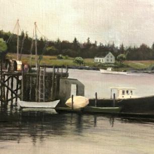 Low Tide in Nova Scotia