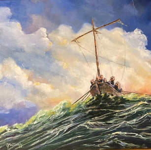 Jesus is in your boat 2