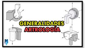 Generalidades de la artrología