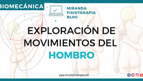 Exploración de movimientos del hombro: Prueba del punto triple (Apley)