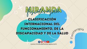 Clasificación Internacional del Funcionamiento, de la discapacidad y de la salud