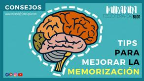 5 tips para mejorar la memorización