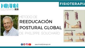 Método de reeducación postural global: RPG® (Philippe Souchard)