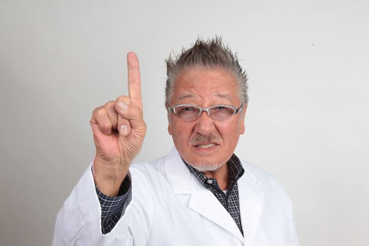 Dr. Kenzo Kase, creador de la técnica de vendaje neuromuscular también llamada kinesiotape