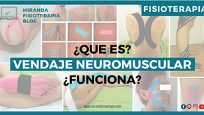 Vendaje Neuromuscular o Kinesiotape, ¿Funciona?