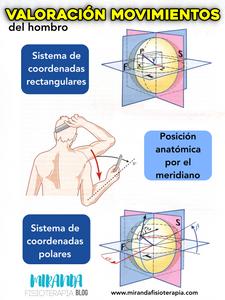 Valoración movimientos del hombro - biomecánica-hombro