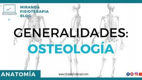 Generalidades de la osteología