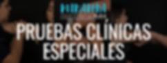 Pruebas Clínicas Especiales | Miranda Fisioterapia BLOG