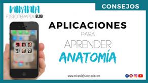8 interesantes aplicaciones para aprender anatomía
