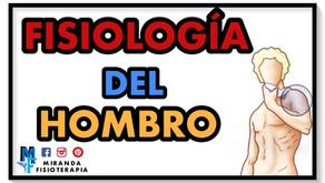 Fisiología del hombro: 4 ejes del hombro