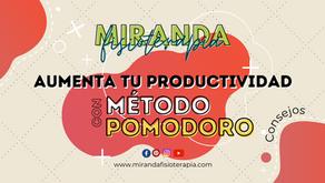 Aumenta tu productividad con el método pomodoro