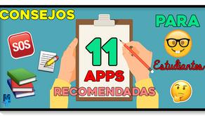11 aplicaciones recomendadas para estudiantes