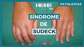 Síndrome regional doloroso complejo (SRDC): Síndrome de sudeck