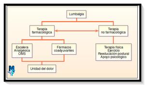 tratamiento de la lumbalgia: farmacológica y no farmacológica
