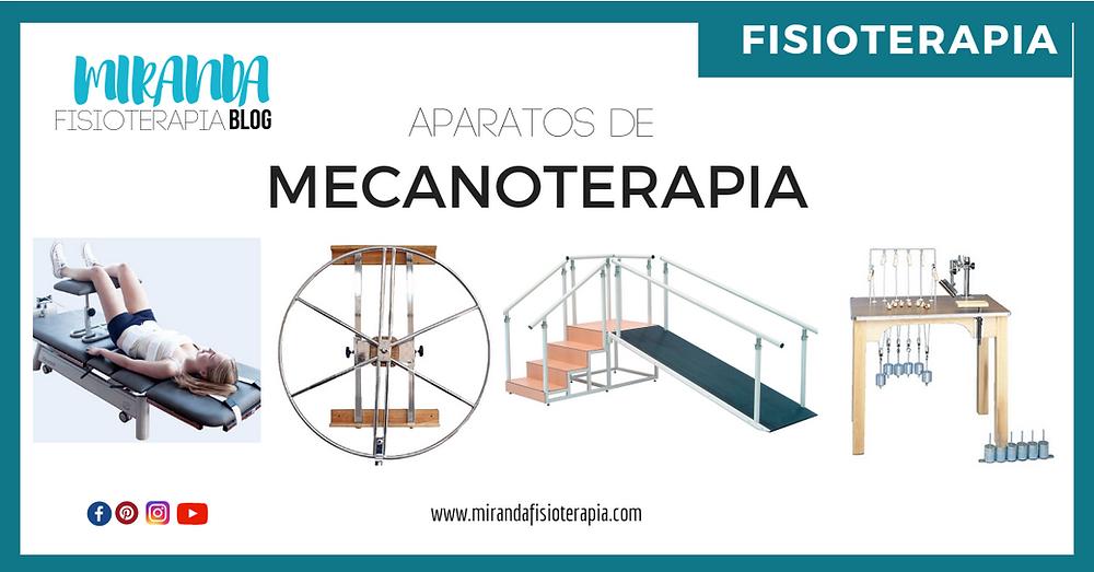 Aparatos de mecanoterapia: clasificación, indicaciones, contraindicaciones y requerimientos de un gimnasio terapéutico - miranda fisioterapia blog