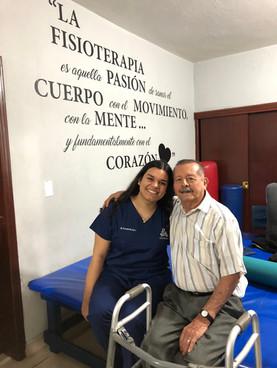 Mi primer paciente en UBR