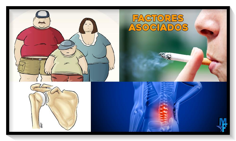 factores asociados con cervicalgia