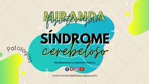 Síndrome cerebeloso: manifestaciones y evaluación coordinación, marcha y tono muscular