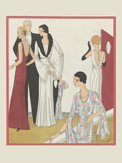 Art Deco Fashion Magazine No. 29