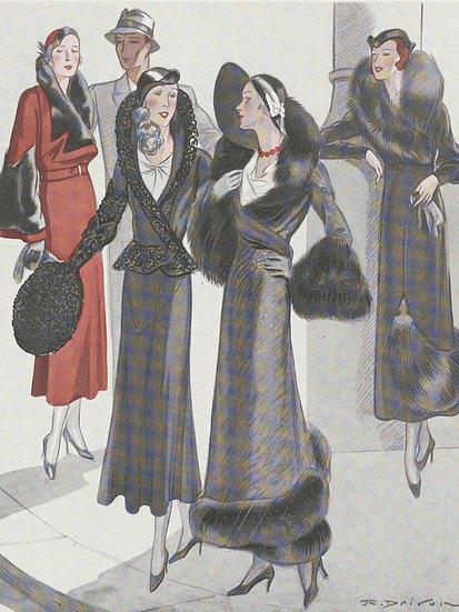 Art Deco Fashion Magazine No. 22