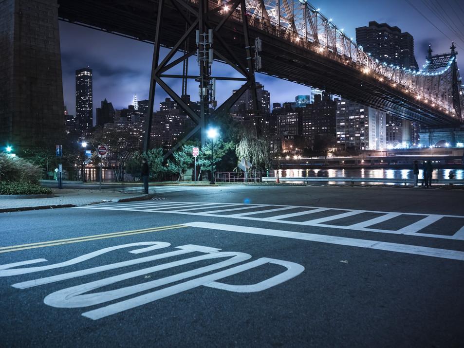 Street at Night No. 03