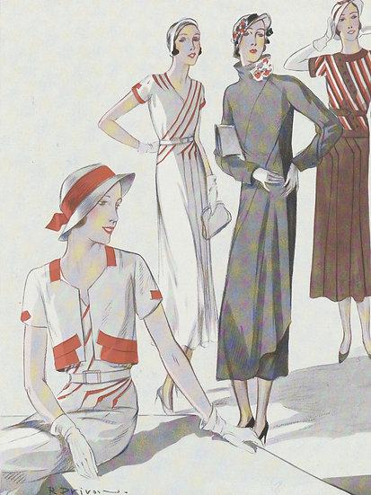 Art Deco Fashion Magazine No. 43
