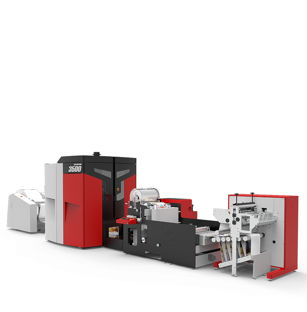 xeikon druckmaschine wallpaper suite 3500