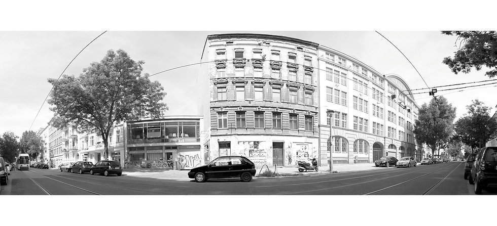 Berlin Panorama SW No. 09