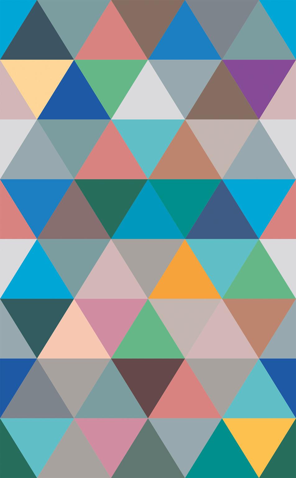 Triangle No. 08 Green Sand
