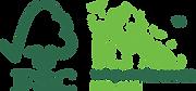 fsc zertifikat logo wälder für immer grün