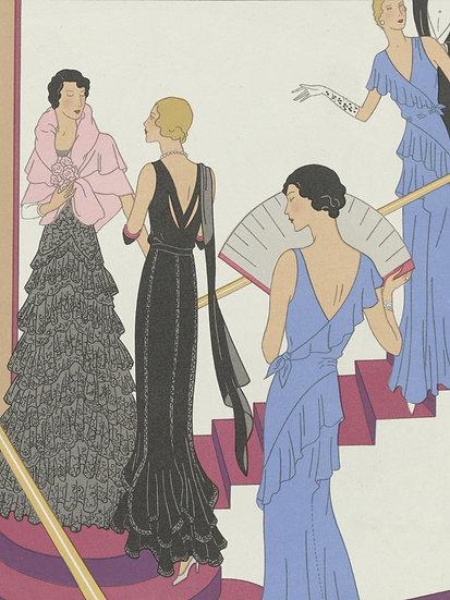 Art Deco Fashion Magazine No. 23