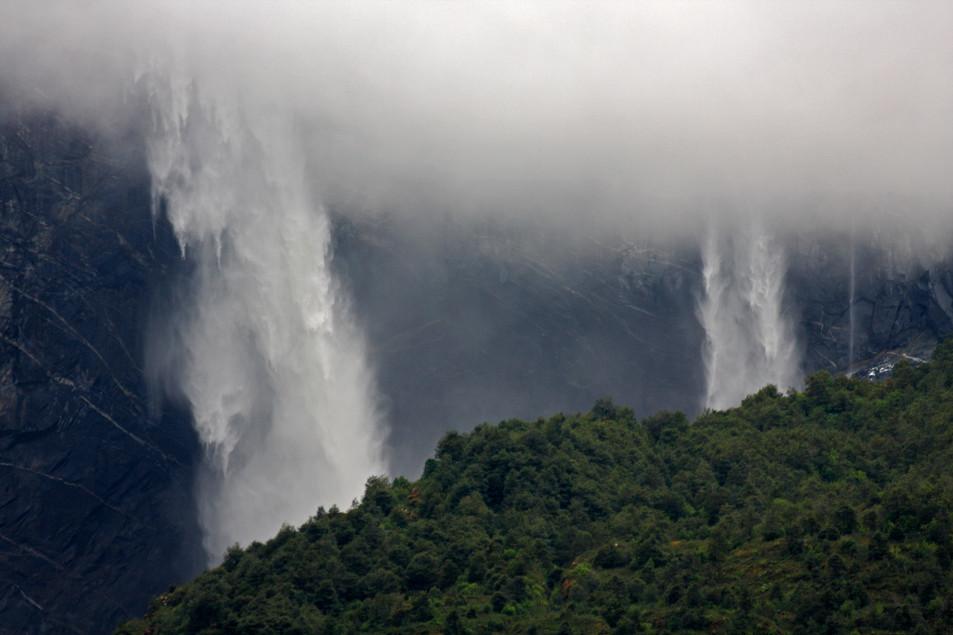 Wasserfall No. 10