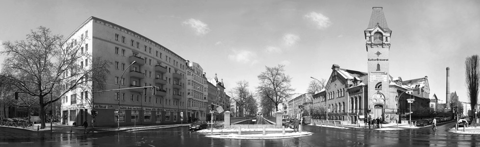 Berlin Panorama SW No. 08