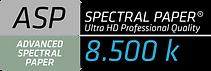 ASP Spectral Paper Papier Logo Berintapete