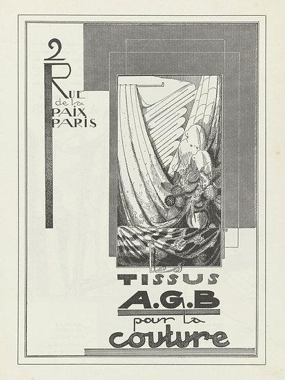 Art Deco Fashion Magazine No. 05
