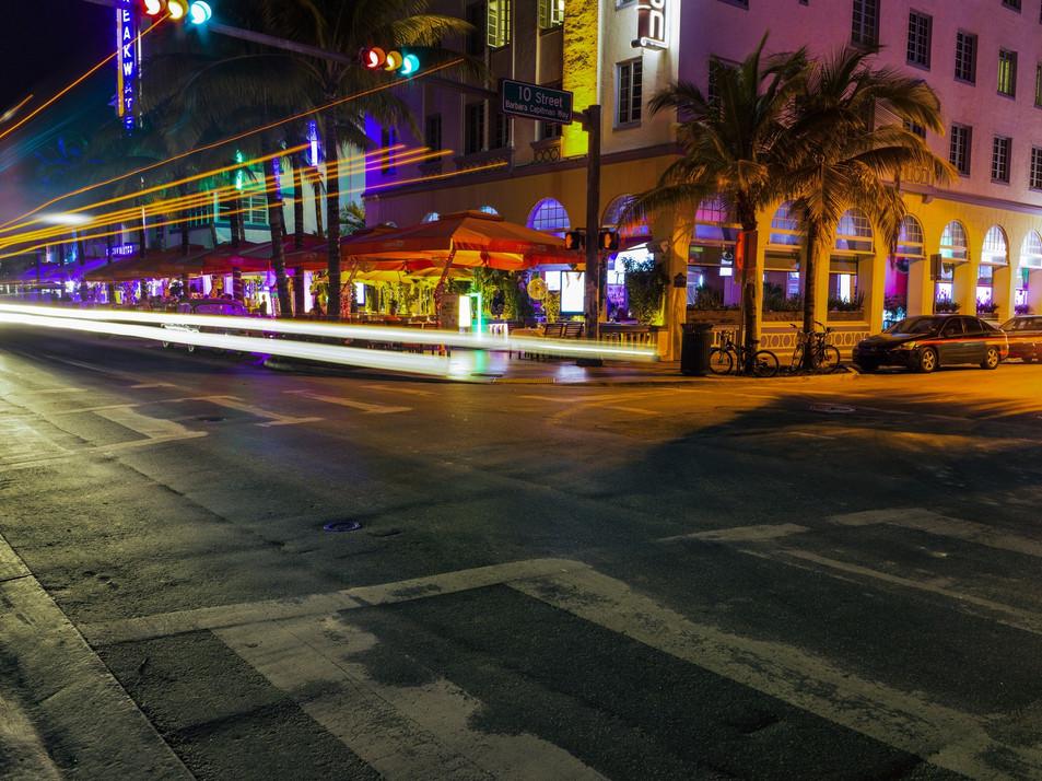 Street at Night No. 11