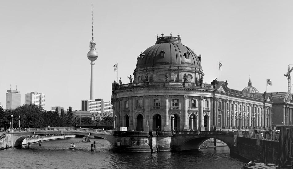 Berlin Panorama SW No. 02