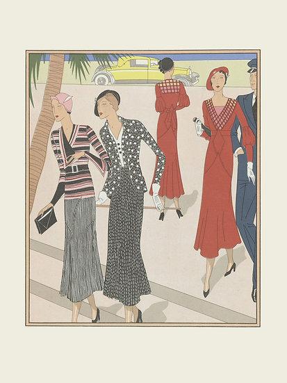 Art Deco Fashion Magazine No. 39