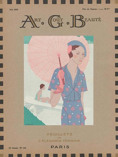 Art Deco Fashion Magazine No. 42